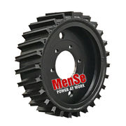 Harvester feed wheel SP 591